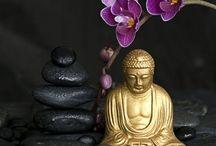 Déco: autels et cabinets de curiosités / Altar, sacred space... Meditation area.