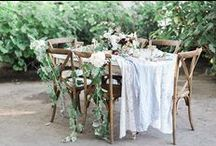 Tablescapes & Centrepieces