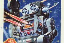 Robots - Rockets - Rayguns
