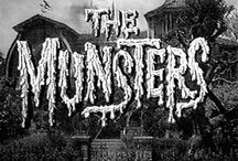 The Munsters Tv Show 50's