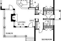 Déco: plans (maison, appartement)