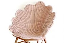 Déco: assises / Sofa, canapé, fauteuil, tabouret, banc, hamac, balançoire, ottoman, chaise...