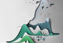 paper illustrations