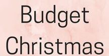 Budget Christmas Ideas
