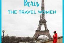 Paris Travel / Tips, tricks and inspiration for Paris Travel