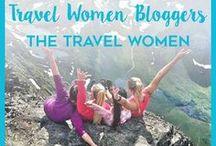 Travel Women Bloggers