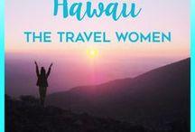 Hawaii Travel / All about Hawaii Travel, including Hawaii Accommodation, Hawaii Itineraries, Hawaii Travel Tips and general Hawaii Travel Inspiration!