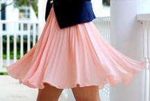 pretty in pink / my fabulous style