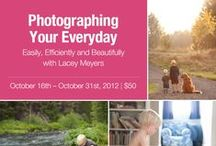 Photograhy Inspiration and Projects