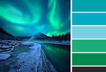 Color Inspiration / Images, Colors, & Patters to Inspire the Artist in Everyone
