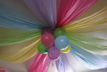 Showers/Party Ideas