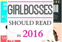 Books Worth Reading / Books all women in their 20s and 30s should read in 2016!