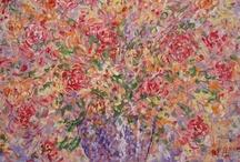 Flores y vegetales / by Montse Fdez.