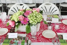 Party Ideas / by Patty Hale Prange