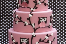 cakes / by Tina Lawson