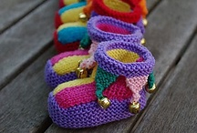 Crochet & knit for baby / Ohh... cant wait to be a grandmother!