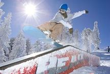 Winter Recreation / California's winter scene is home to world-class resorts and continues to pioneer itself as a popular winter destination for tourism. #CatchtheWinterWave