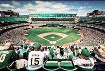 Oakland A's / by Visit California