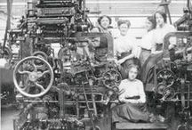 The Industrial Revolution    & Child labour / by Ann Wardley