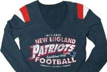 New England Patriots  / by Cindy Redden