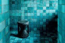 Our Company Color - Turquoise / It's everywhere! We love turquoise.