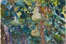 Sargent Watercolors / Explore the dazzling watercolors in John Singer Sargent Watercolors: http://bit.ly/14yjWzG.  On view October 13, 2013 - January 20, 2014.