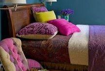 Purple Bedroom Inspo