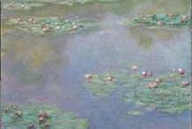 Boston Loves Impressionism / We're inviting you to choose your favorite Impressionist works for our new exhibition. Cast your vote: http://bit.ly/1cw2PyC. / by MFA Boston