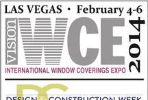 IWCE, KBIS & IBS in Las Vegas / Showing the @IWCEVision (International Window Coverings Expo) and @IBSVegas  #KBIS through Brandi Renee Designs team members Brandi & Sammi's eyes in Las Vegas #vision15vegas.