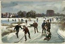 Winter Olympics - The MFA Team