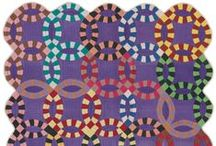 Quilts and Color / A visual treat and an abundance of eye-popping color: celebrate the beauty and vibrancy of American quilts from the Pilgrim/Roy Collection. Quilts and Color is on view through July 27, 2014. Discover the exhibition: http://bit.ly/1bnj7Yl.