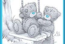 Tatty Teddy / by Cindy Redden