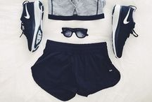Gym gear and inspo