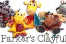 Polymer Clay Tutorials - Parker's Club / Parker's Clayful Tutorials Club is a polymer clay tutorial club for sculptors. Get TWO tutorials a month for ONE small fee, plus a LOT more perks. Get more details at the link below. http://bit.ly/JoinPCTClub