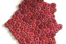 needles, fabric, thread: SOFT SCULPTURE & HI BROW / by JLu