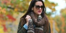 Fall Fashion / My favorite outfits and trends for fall