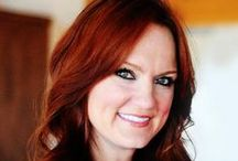 The Pioneer Woman ~ Ree Drummond / Love her recipes, show, and of course the lodge.   / by Cindy Redden