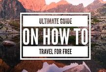 Budget Travel Tips / Budget Travel Tips and Tricks