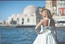 Wedding Dress / Wedding dress: rustic, beach, summer