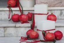 Cretan Pomegranate to inspire