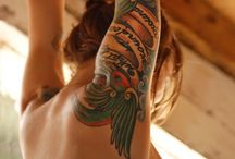 Tattoo ideias / Tattoos interessantes