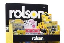 Rolson Stand / Rolson Tools continually look to bring you new innovative products