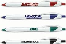 Promotional Writing Instruments / Advertise for your company by giving out eye catching and useful promotional company logo pens! Low cost and effective business marketing!