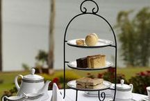 Afternoon Tea / Inspiration for our Afternoon Tea's,