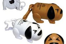 Promotional Pet Clean Up & Training Aids / Everybody poops! Don't let potty training be a choir! Give your customers promotional gifts that will help clean up and remind them of your company!