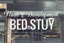 BED-STUY News & Development / Bedford Stuyvesant has a lot of new condo and rental projects coming to market. The neighborhood is also home to some of the most beautiful tree-lined Brownstone streets in Brooklyn.  Keep updated on new businesses opening and development news in BED-STUY.