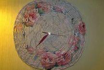 Papierowy świat z odzysku / Wiklina papierowa, rękodzieło artystyczne, arteterapia Wicker paper, crafts, recycling art, art therapy