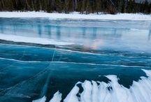 _Be Extreme_ / #Iceland #Frozen #Lakes #Caves #Stalactites #Iceberg