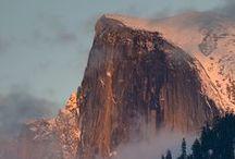 _ The Center_ / #Rocks #Colors #Dreams #Yosemite #Environment
