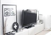 TV Taso ja sisustus DIY